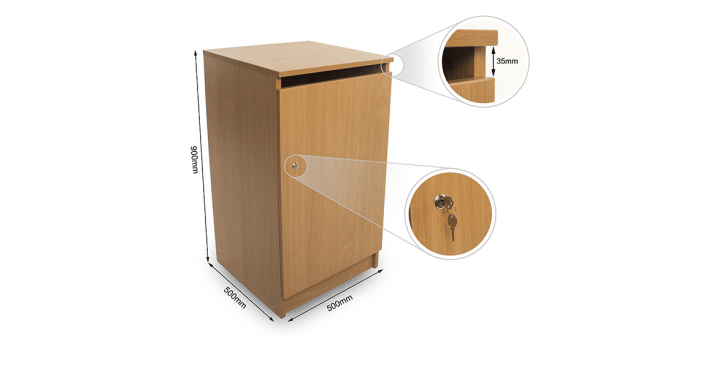 Why All Offices Need A Secure Cabinet